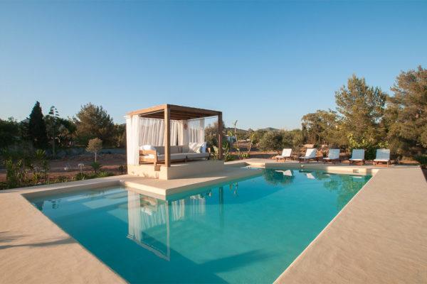 "Rent Villas Ibiza ""Villa Harmony"" - Sant Rafael"